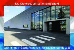 Carte Postale, REPRODUCTION, BISSEN (1), Canton Mersch, Luxembourg - Bâtiments & Architecture