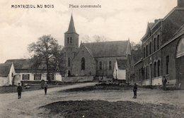 MONTROEUL AU BOIS  - Place Communale - Frasnes-lez-Anvaing