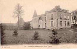 Domloup (35) - Château De La Chauvellière. - Other Municipalities