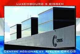 Carte Postale, REPRODUCTION, BISSEN (2), Canton Mersch, Luxembourg - Bâtiments & Architecture