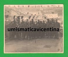 Gil Littorio Fiamme Bianche Visita A Roma  2 Foto Anni '30 Ventennio - Guerra, Militari