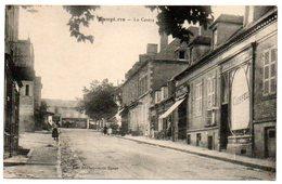 03 - Allier / DOMPIERRE -- Le Centre ( Coiffeur, Commerces ). - Francia
