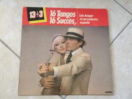 Luis Aragon Et Son Orchestre Argentin (16 Tangos) - (Titres Sur Photos) - Vinyle 33 T LP - Humor, Cabaret
