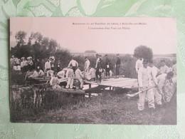 20 Ieme Bataillon Du Genie A Bainville Sur Madon . Construction D Un Pont Sur Pilotis - Otros Municipios