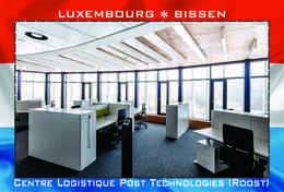 Carte Postale, REPRODUCTION, BISSEN (8), Canton Mersch, Luxembourg - Bâtiments & Architecture