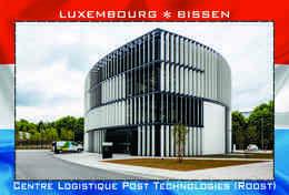 Carte Postale, REPRODUCTION, BISSEN (10), Canton Mersch, Luxembourg - Bâtiments & Architecture