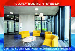 Carte Postale, REPRODUCTION, BISSEN (11), Canton Mersch, Luxembourg - Bâtiments & Architecture