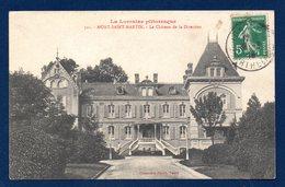 54. Mont-Saint-Martin. Le Château De La Direction Des Aciéries De Longwy. 1913 - Mont Saint Martin