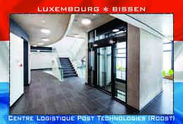 Carte Postale, REPRODUCTION, BISSEN (13), Canton Mersch, Luxembourg - Bâtiments & Architecture