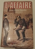 L'Affaire  : Jean Denis Bredin  Editeur : Fayard - Historia