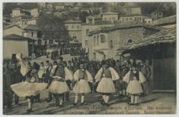 (Albanie) Shqipëria . Plissivitsa (Epire) . Bal National . - Albania