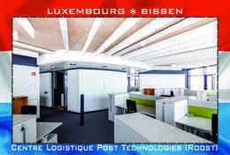 Carte Postale, REPRODUCTION, BISSEN (14), Canton Mersch, Luxembourg - Bâtiments & Architecture
