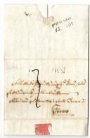 DA JESI A FERMO - 15.8.1824. - Italy