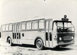 Bus, Omnibus,RET 722, VB-Kromhout/Werkspoor, Rotterdam, Public Transport, Real Photo - Auto's