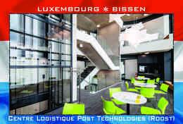 Carte Postale, REPRODUCTION, BISSEN (15), Canton Mersch, Luxembourg - Bâtiments & Architecture
