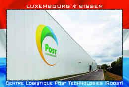 Carte Postale, REPRODUCTION, BISSEN (16), Canton Mersch, Luxembourg - Bâtiments & Architecture