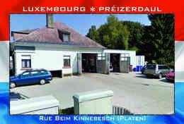 Carte Postale, REPRODUCTION, Préizerdaul (1), Redange, Luxembourg - Bâtiments & Architecture
