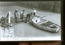 LE TREPORT LE SCAPHANDRIER     JLM - Le Treport
