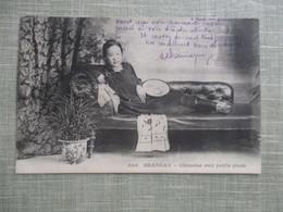 CPA CHINE SHANGAY SHANGAI CHINOISE AUX PETITS PIEDS - China