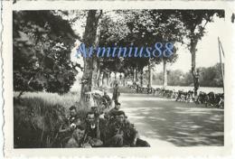 Campagne De France 1940 - Sur La Route De Dijon à Dole - Wehrmacht Im Vormarsch - Westfeldzug - War, Military