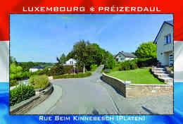 Carte Postale, REPRODUCTION, Préizerdaul (2), Redange, Luxembourg - Bâtiments & Architecture