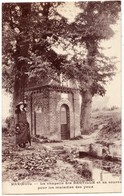MAROEUIL ( Près D' Arras ) - 62 - La Chapelle Sainte Ste Bertille Et Sa Source Pour Les Maladies Des Yeux - Autres Communes
