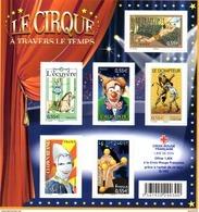 France.bloc No 121 De 2008.le Cirque.n**. - Mint/Hinged
