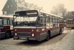 Bus, Omnibus, Methadonbus,  RET 401, Rotterdam, Public Transport, Real Photo - Auto's