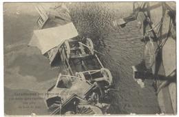 49 - Catastrophe Des Ponts De Cé - 4 Aout 1907 - Une Heure Après L'accident, Vue Prise Du Haut Du Pont - Les Ponts De Ce