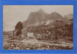 AUTRICHE - Menardis Falzarego, Pass-Hotel, Carte Photo - Autriche