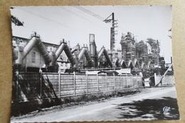 THIONVILLE-BEAUREGARD - Hauts Fourneaux Et Salle Des Machines - Usine, Industrie ( 57 Moselle ) - Thionville