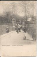 Longwy -Haut   Porte De Bourgogne - Longwy