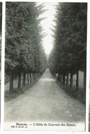 Marche - L'Allée Du Couvent Des Soeurs - Edit. G.H. Ed. A. N° 676 - 2 Scans - Marche-en-Famenne