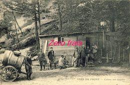 TH -1914-18 - Vues Du Front - Cabane Aux Douches - 1916 - Weltkrieg 1914-18