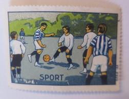 Reklamemarken, Fußball Sport  Srie 105    1910 ♥ (25949) - Calcio