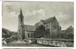 Jemelle - L'Eglise - Edit. D.T.C. Anvers Jem. 2 - 2 Scans - Rochefort