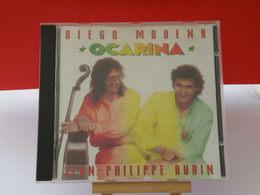 Ocarina - Diego Modena / Jean Philippe Audin - (Titres Sur Photos) - CD - Musiques Du Monde