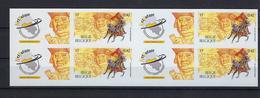 N°2996ND (genummerd 453/454/455/456) MNH ** POSTFRIS ZONDER SCHARNIER COB € 40,00 SUPERBE - Belgique