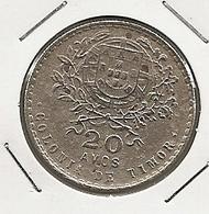 TIMOR 20 AVOS 1945 RARE - Timor