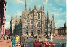 MILANO - Piazza Del Duomo - Milano