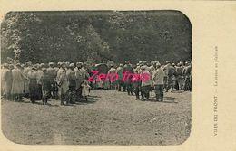 TH -1914-18 - Vues Du Front - La Messe En Plein Air - 1916 - Weltkrieg 1914-18