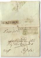 DA TOLENTINO AD OFFIDA - 19.9.1830. - Italy