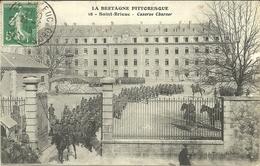 (SAINT BRIEUC )( 22 COTES DU NORD )( MILITARIA )( CASERNE CHARNER ) - Barracks