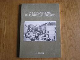 A LA DECOUVERTE DE L'ENTITE DE JODOIGNE Régionalisme Pietrain Mélin Lathuy Tram Vicinal Saint Jean Dongelberg Zetrud - Belgique