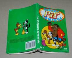 Pif Parade Comique 7 2eme Serie De 1988 Ed Vaillant - Pif - Autres