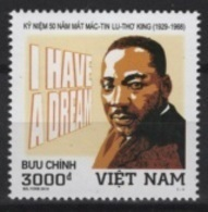 Vietnam (2018) - Set -  /   Martin Luther King - Martin Luther King