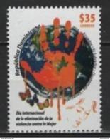 Dominicana (2015)  - Set -   /  Women Violence - Butterflies - Joint Issue Salvador - Ecuador - Venezuela - Guatemala - Joint Issues