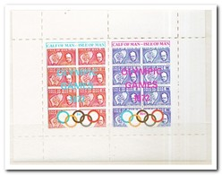Calf Of Man 1972, Postfris MNH, Olympic Games 1972 - Man (Eiland)