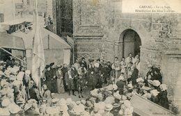 56   CARNAC LA BENEDICTION DES BETES A CORNES - Carnac