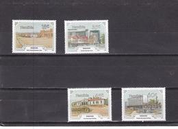 Namibia Nº 632 Al 635 - Namibia (1990- ...)